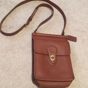 Vintage Coach Murphy Willis bag